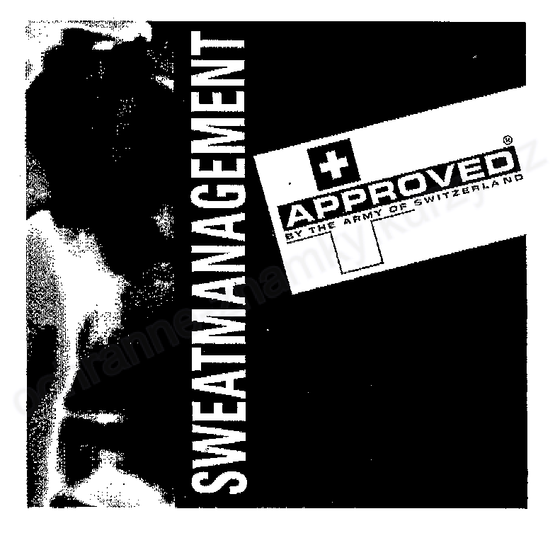sweatmanagement approved By The army Of switzerland p2663144zo