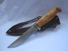 Финский нож - простой, лаконичный и функциональный
